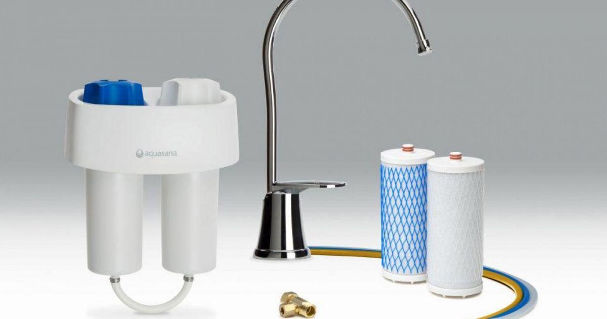 Scapă de clorul din apă cu un filtru performant